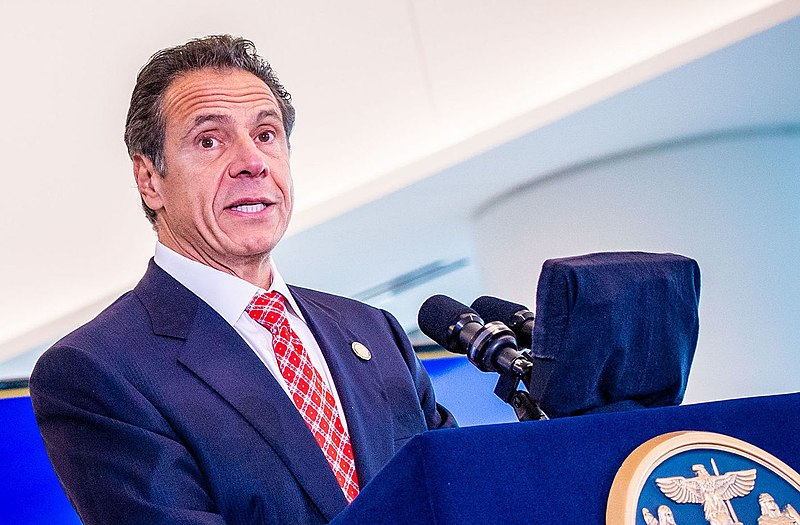 Libertarian Party of New York Applauds the Resignation of Governor Andrew Cuomo